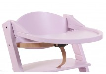 Treppy Playtray Eetblad Pastel Roze