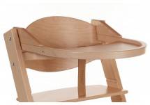 Treppy Playtray Eetblad Naturel