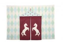 Flexa Textiel Speelgordijn Circus