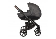 Quax Avenue Kinderwagen Linen Black
