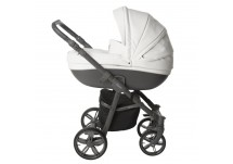 Quax Avenue Kinderwagen Eco White