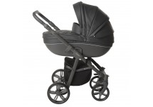 Quax Avenue Kinderwagen Eco Dark Grey