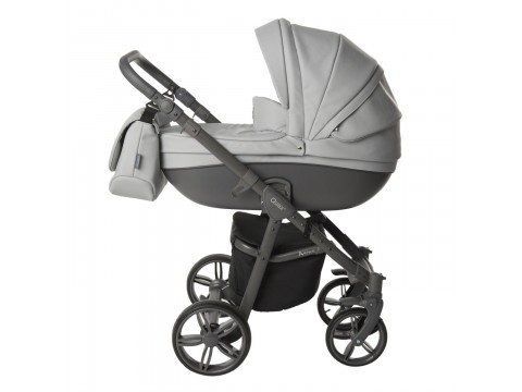 Quax Avenue Kinderwagen Eco Dove Grey