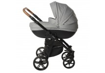 Quax Avenue Kinderwagen Chevron Grey