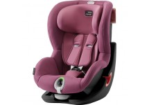 Britax Römer King II LS - Wine Rose