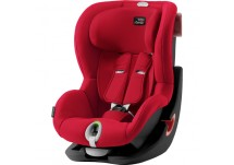 Britax Römer King II LS - Fire Red