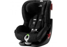 Britax Römer King II LS - Crystal Black