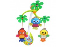 Happy Baby Biba Toys Muziekmobiel Vogel Jungle