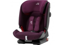 Britax Römer Advansafix IV R - Burgundy Red