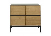 Quax Commode 4 Laden Havana - Moonshadow