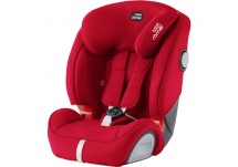 Britax Römer Evolva 1-2-3 SL SICT - Fire Red