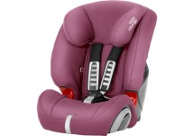 Britax Römer Evolva 1-2-3 - Wine Rose