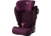 Britax Premium Kidfix III M - Burgundy Red