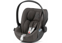 Cybex Cloud Z i-Size Plus - Manhattan Grey