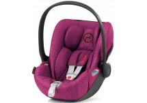 Cybex Cloud Z i-Size Plus - Passion Pink