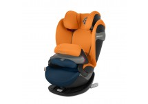 Cybex Pallas S-Fix - Tropical Blue