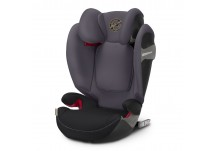 Cybex Solution S-Fix - Premium Black