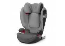 Cybex Solution S-Fix - Manhattan Grey