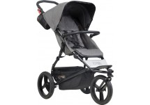 Mountain Buggy Urban Jungle 3 Luxury - Herringbone