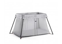 BabyBjorn Campingbed Light - Silver