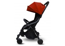 Hamilton S1 Magic Fold Buggy - Red