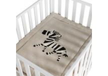 Quax Boxkleed - Zebra