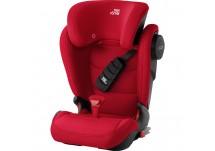 Britax Premium Kidfix III S Autostoel - Fire Red
