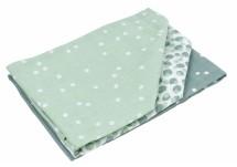 Briljant Baby Hydrofiel Luiers Spots - Stonegreen