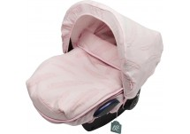 Baby Anne-Cy Autostoelset Veren - Old Pink