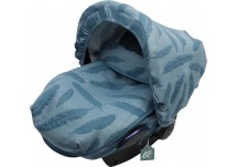 Baby Anne-Cy Autostoelset Veren - Jeans Blue