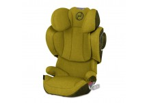 Cybex Solution Z-Fix Plus - Mustard Yellow