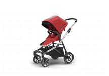 Thule Sleek Kinderwagen - Energy Red