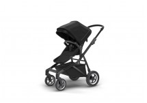 Thule Sleek Kinderwagen - Black on Black
