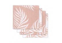 Jollein Monddoekjes Hydrofiel - Pale Pink