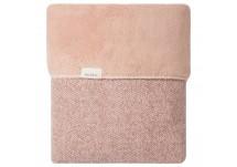 Koeka Wiegdeken Vigo Teddy - Old Pink