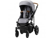 Britax Premium Smile III Kinderwagen - Frost Grey Brown