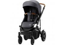 Britax Premium Smile III Kinderwagen - Midnight Grey