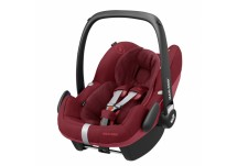 Maxi-Cosi Pebble Pro i-Size - Essential Red