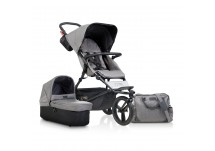 Mountain Buggy Urban Jungle Luxury Bundel - Herringbone
