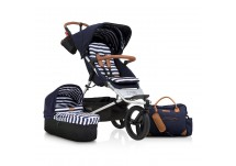 Mountain Buggy Urban Jungle Luxury Bundel - Nautical