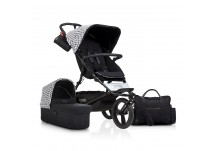 Mountain Buggy Urban Jungle Luxury Bundel - Pepita