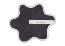 Koeka Speendoekje Rome dark grey