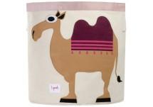 3 Sprouts Storage Bin Camel