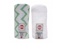 Lodger Swaddler Cotton 2-pack