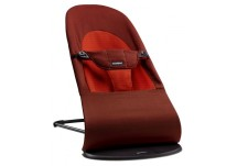 BabyBjorn Wipstoel Balance Soft - Rust Cotton