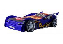 Vipack Night Racer autobed blauw
