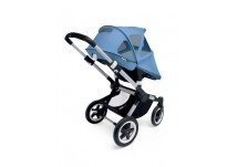 Bugaboo Buffalo Breezy zonnekap ice blue