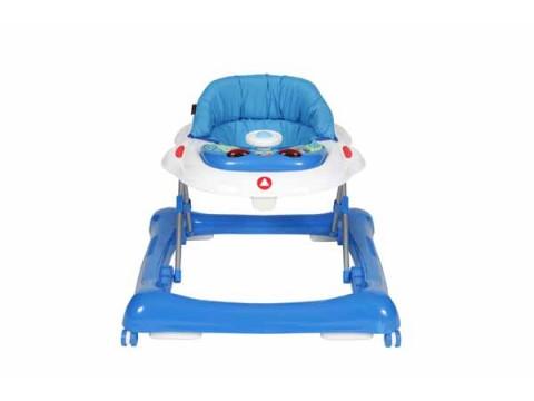 Topmark loopstoel uni blue bij babyland