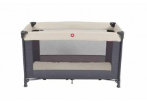 Topmark Logeerbed / Campingbed Charlie  (60 x 120 cm) sand