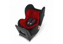 Cybex SIRONA Newborn Inlay red